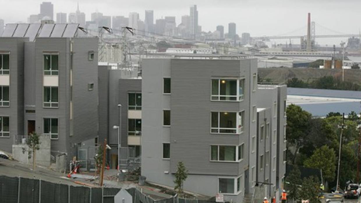San Francisco Public Housing, By Mike Koozman, The Examiner