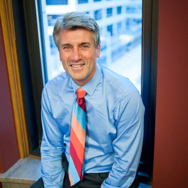 RT Rybak, Former Mayor of Minneapolis, while in office.
