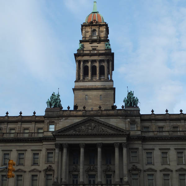 Detroit Old City Hall, by Aidan Wakely-Mulroney
