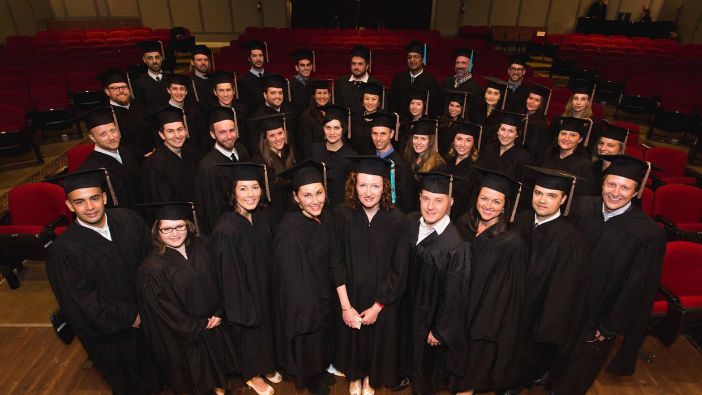 Presidio Graduates 2015