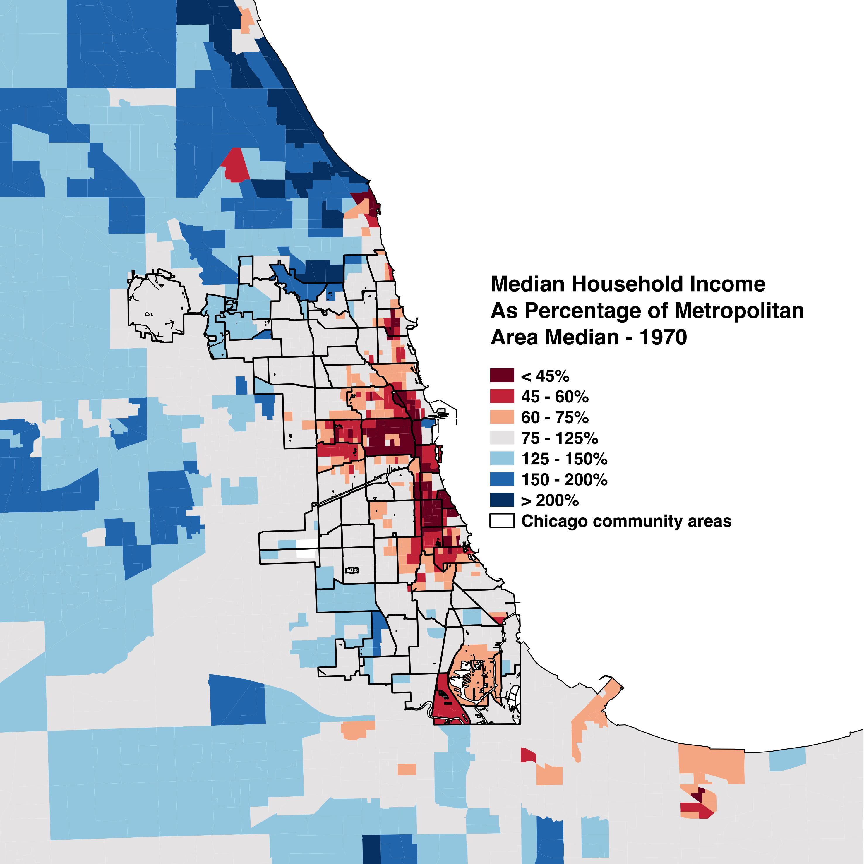 How Chicago Is Making More Zip Codes Accessible To Low Income