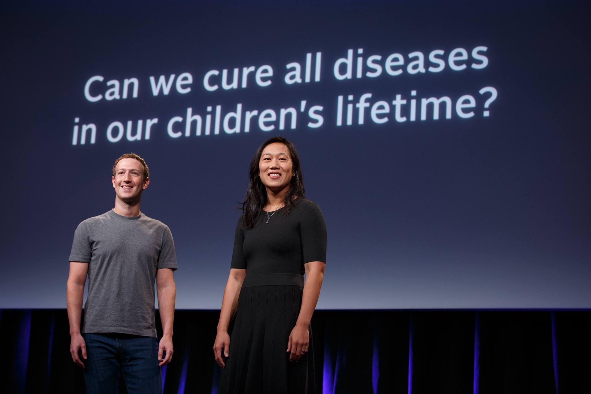 Beaches] Mark zuckerberg and dr  priscilla chan